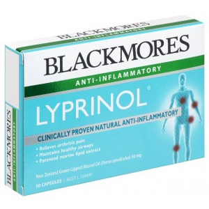 Blackmores Lyprinol